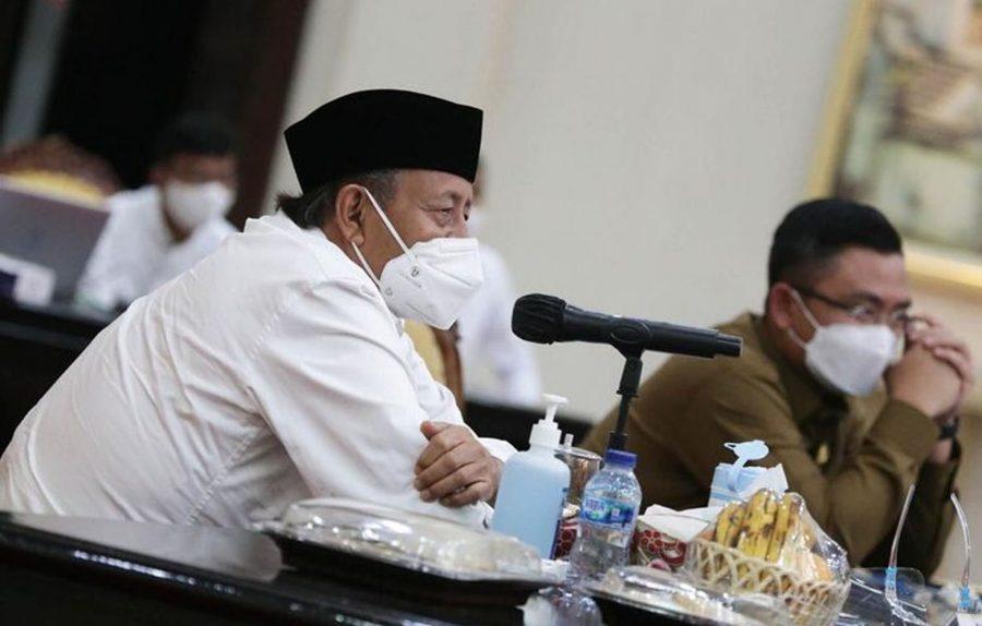 Pandemi Covid-19, WH : Provinsi Banten Kini Semakin Membaik