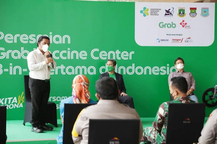 Sukseskan Program Vaksinasi Nasional, Provinsi Banten Masuki Zona Risiko Rendah Covid-19