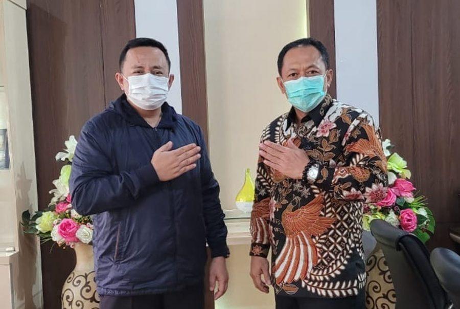 Ditkrimsus Rutin Lakukan Pengawasan Stok APD, Masker dan Handsanitizer di Apotik