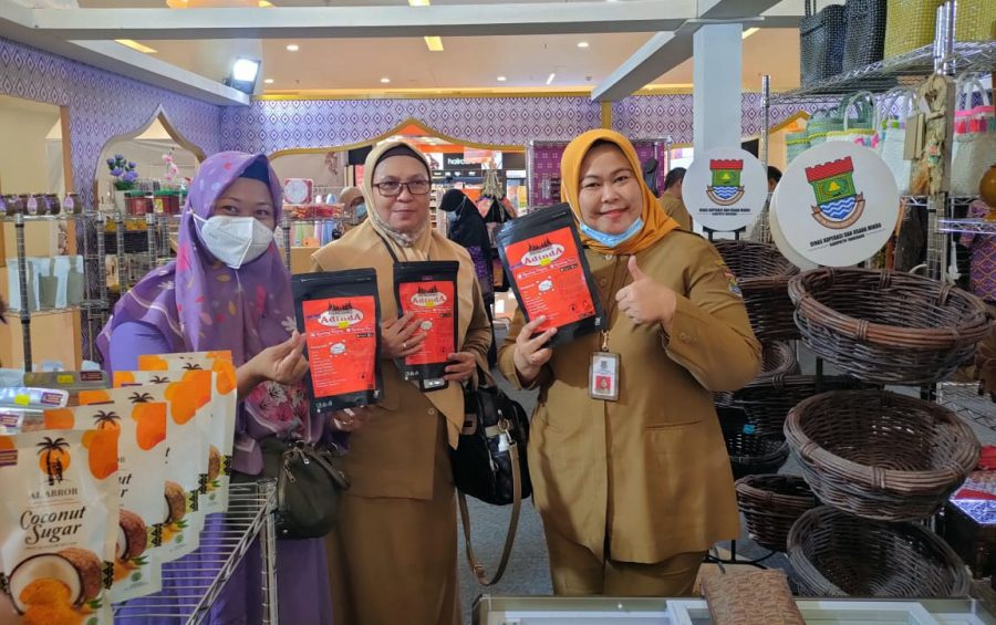 Pemulihan Ekonomi Masyarakat, Pemkab Tangerang Gelar Pameran UMKM