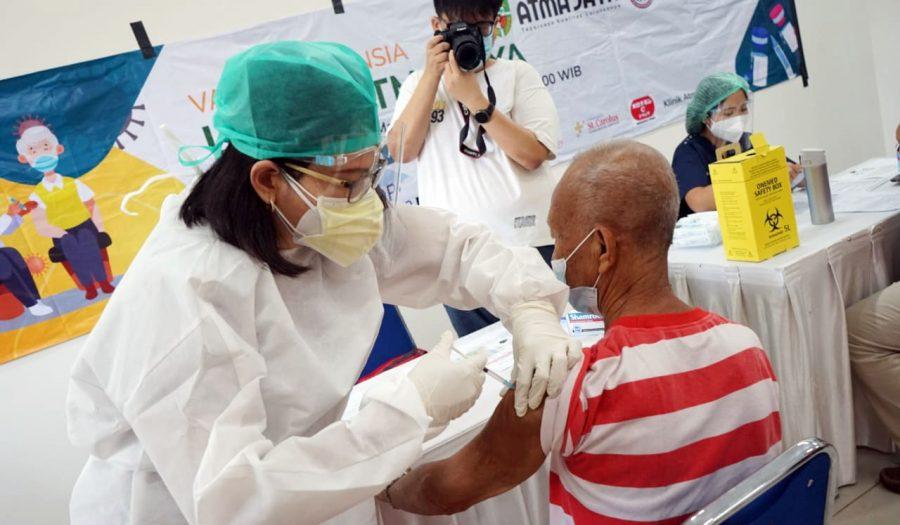 Kabupaten Tangerang Siap Vaksinasi COVID-19 untuk 10 Ribu Orang per-Hari