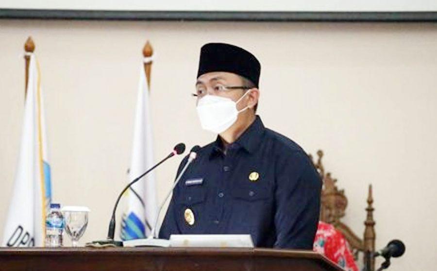 Pemprov Banten Minta DPRD Tinjau Kembali Usulan 3 Raperda, Wagub: Supaya Tidak Tumpang-tindih