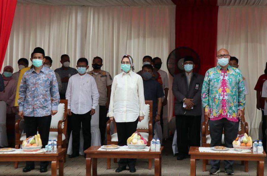 Walikota Airin Resmikan Kantor KPU Tangsel