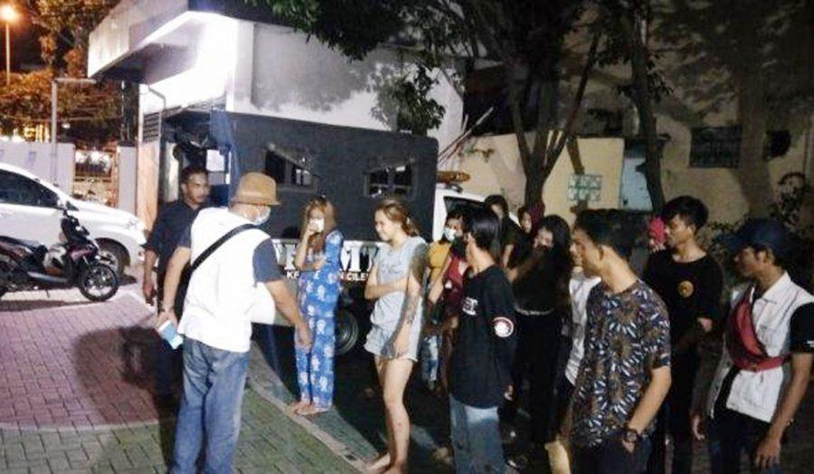 Grebek Rumah Kost, Satpol PP Amankan 15 Remaja Terduga Pelaku Prostitusi di Ciledug