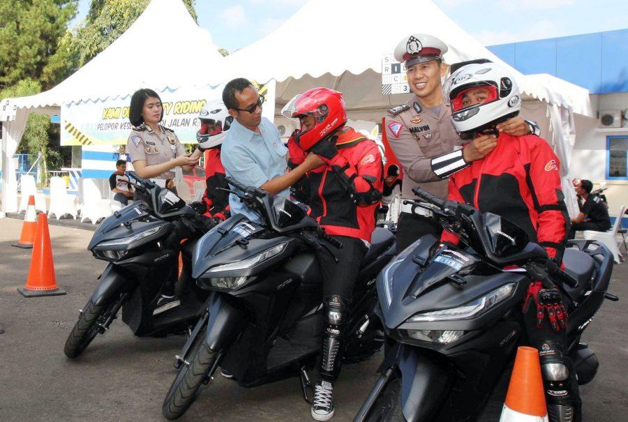 Safety Riding, Faktor Internal Pengendara dan Kondisi Alam Menentukan Keselamatan