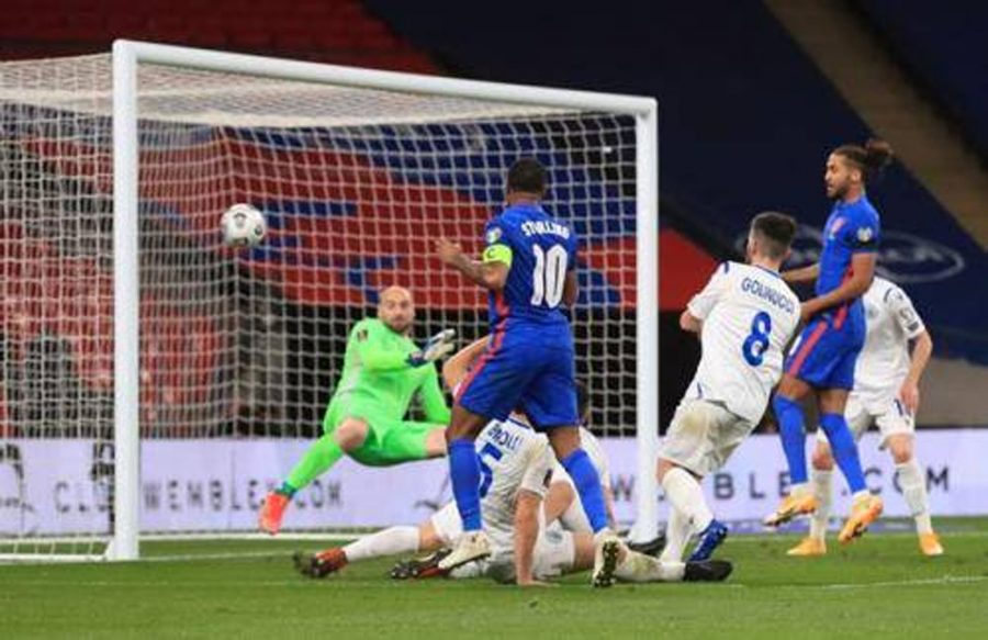 Inggris Bantai San Marino Dengan Skor 5-0 di Wembley Stadium