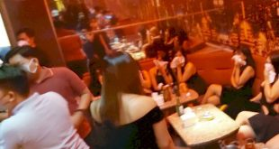 Aparat Kepolisian Razia Dua Tempat Hiburan Malam di Serpong, Pengunjung Positif Narkoba