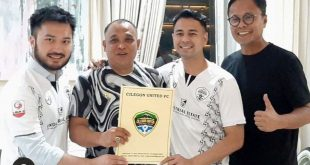 Selebritis Raffi Ahmad Resmi Beli Klub Sepak Bola Cilegon United