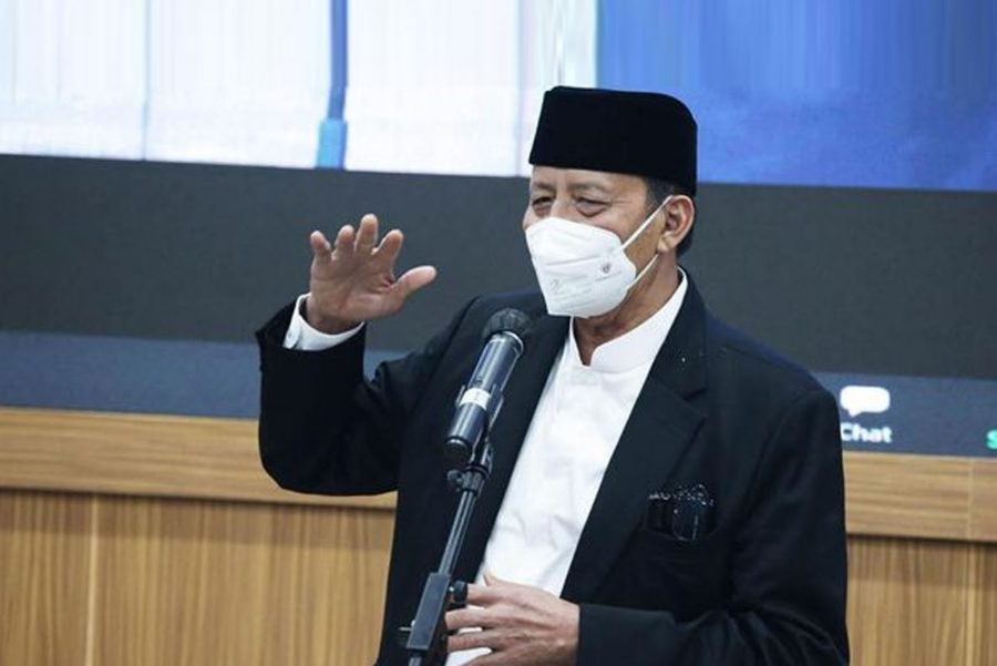 Penangan Covid-19, WH: Provinsi Banten Sudah Menuju Zona Kuning