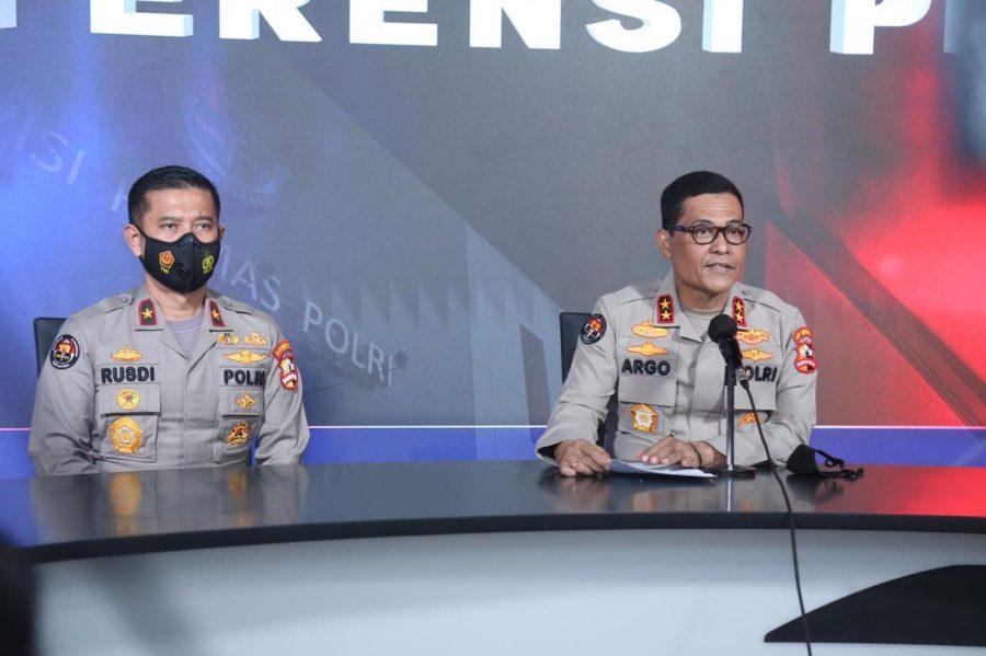 Polri: Pelaku Bom Bunuh Diri di Gereja Katedral Makassar adalah Pasangan Suami Istri