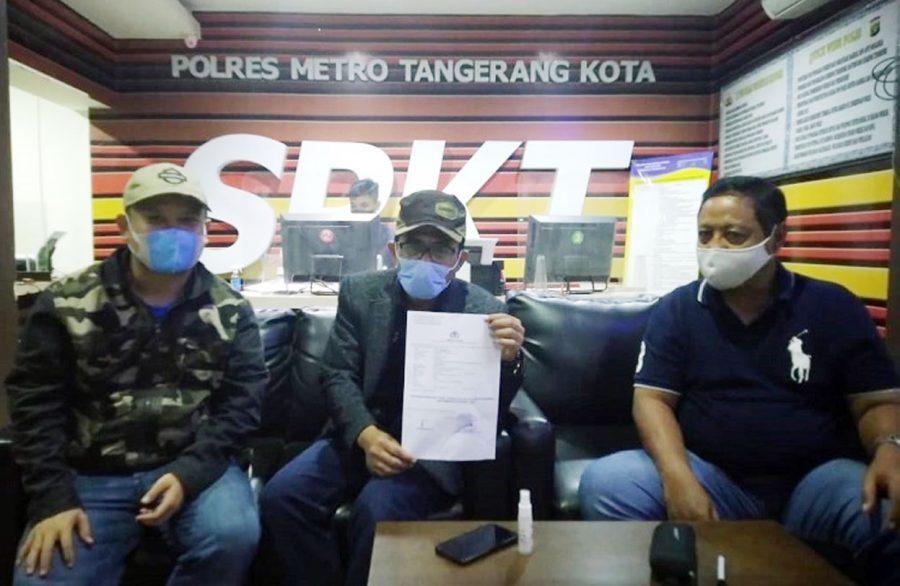 Nama dan Fotonya Dicatut Orang Tak Dikenal, Ketua DPRD Kota Tangerang Lapor Polisi