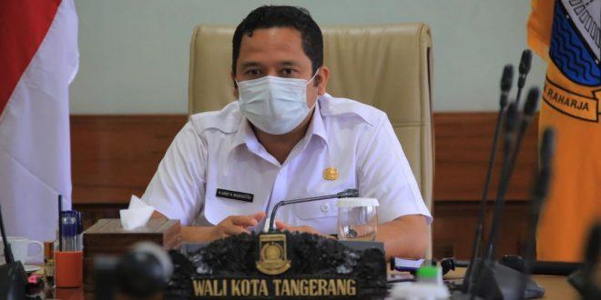 Dindik Gelar Parenting Online: Wali Kota Tangerang Minta Orangtua Ikut Mengawal Proses Belajar Anak