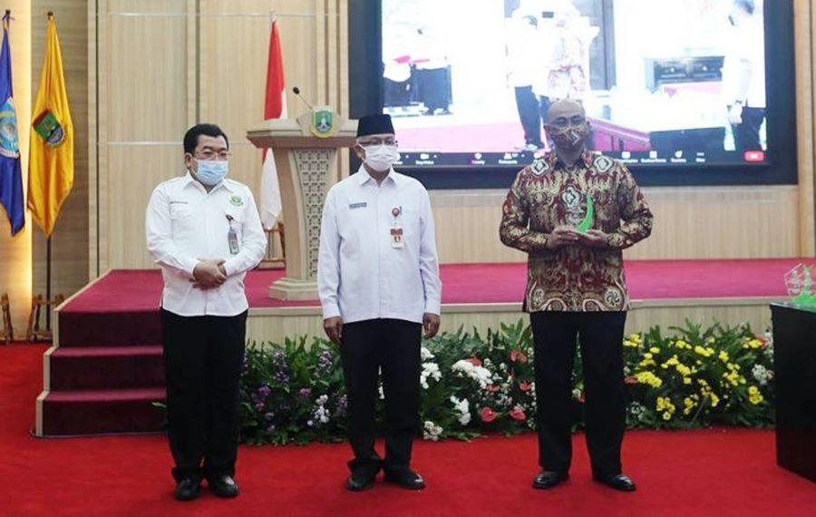 Pemprov Banten Berikan Penghargaan 'Nihil Kecelakaan' K3 Kepada 200 Perusahaan