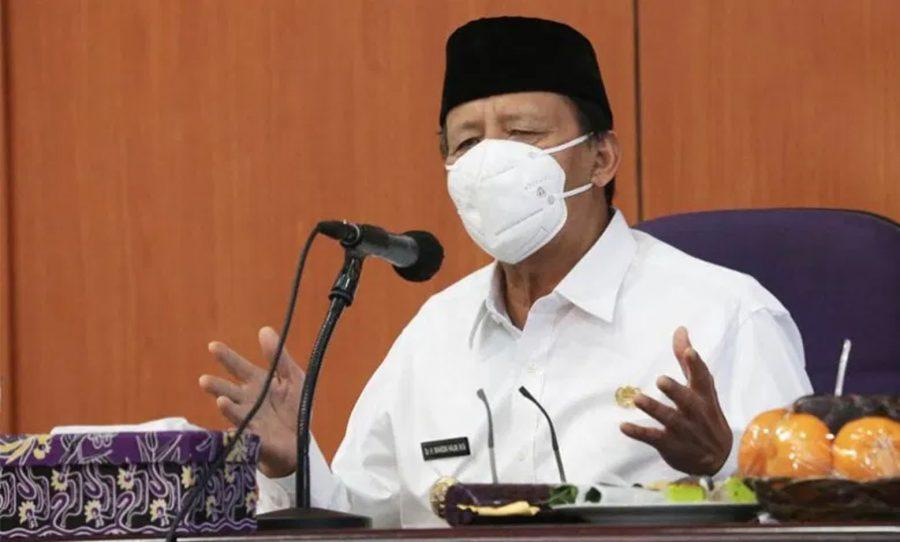 Gubernur Banten: Proyek Penunjukan Langsung Rp2,5 Miliar Sesuai Prosedur Perpres