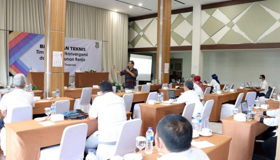Pemkab Tangerang Bentuk Tim TEGAS Demi Penurunan Stunting