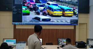 Uji Coba E-TLE, Dirlantas Polda Banten Himbau Masyarakat Patuhi Aturan Berlalu Lintas