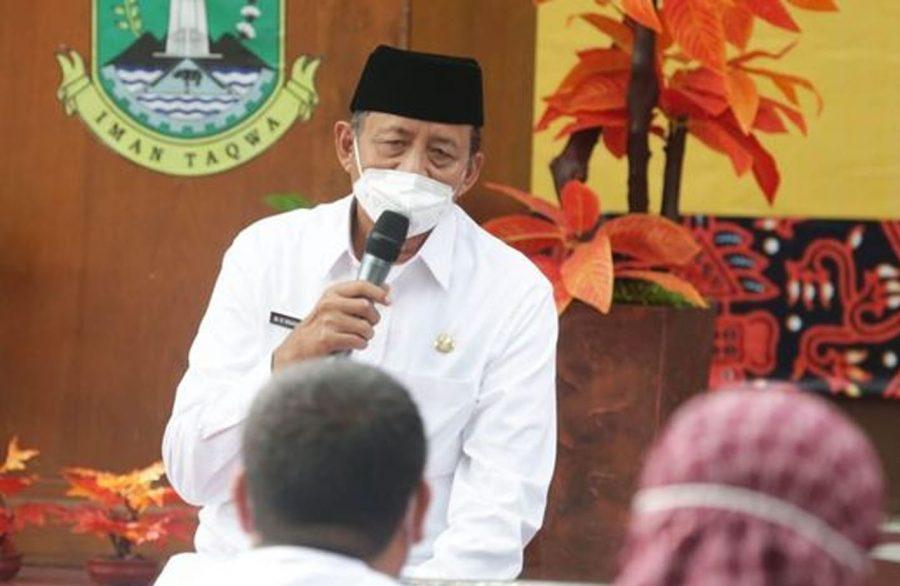 WH: Pemprov Banten Terus Tingkatkan Layanan Pendidikan