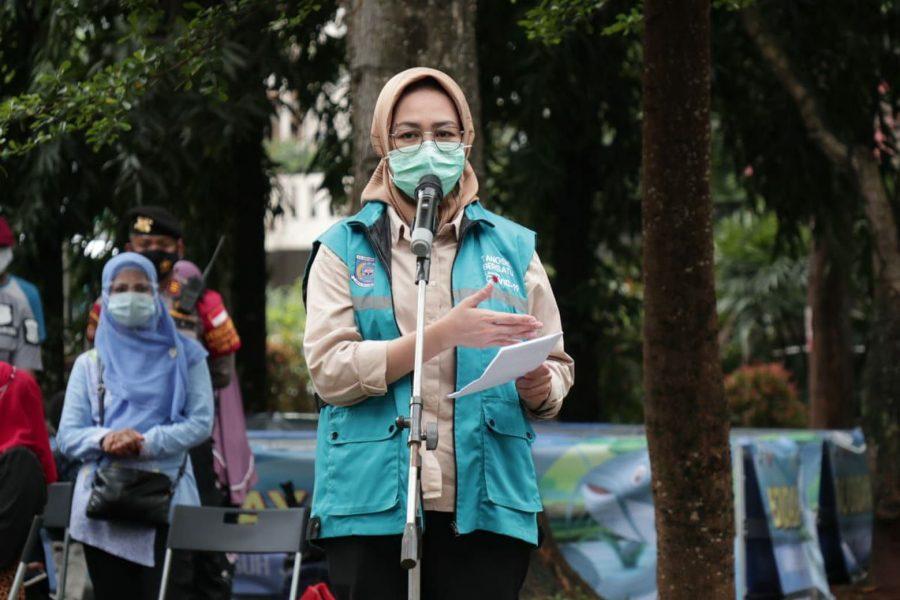 Pemerintah Perpanjang PPKM Mikro, Airin: Tangsel Mendukung Karena Terbukti Efektif
