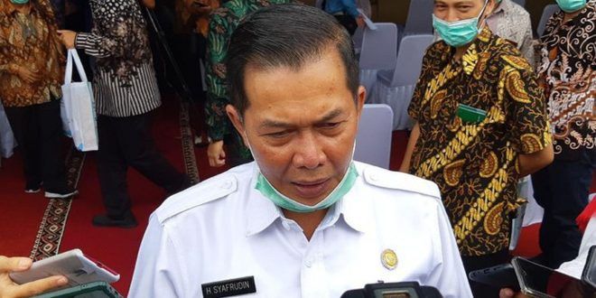 Wali Kota Serang Kaget ada Geng Motor Acungkan Celurit di Jalan