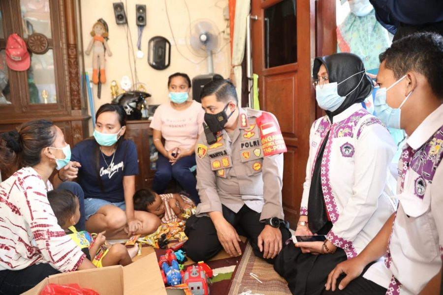 Polresta Tangerang Akan Biayai Perawatan ZM Korban Penganiayaan Sampai Sembuh