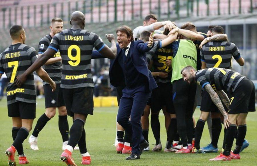Juventus Dicoret dari Liga Italia, Inter Milan Rayakan Gelar Juara Akhir