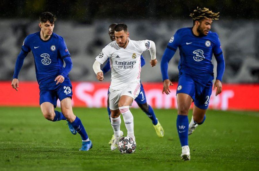 Hasil Liga Champions: Real Madrid VS Chelsea Skor Berimbang 1-1