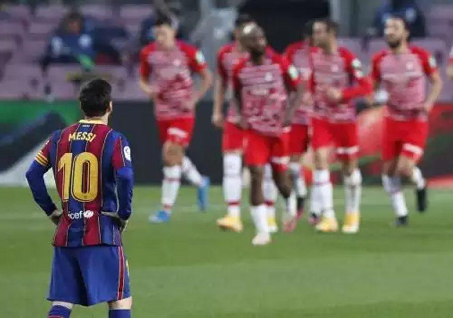 Klasemen Liga Spanyol: Barcelona Buang Peluang untuk Gusur Atletico Madrid