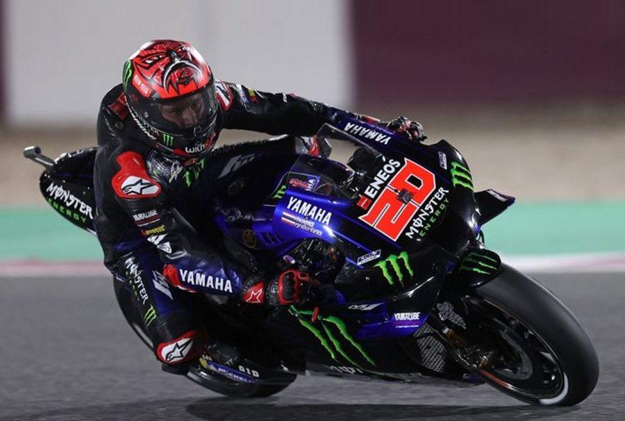 MotoGP Doha 2021: Fabio Quartararo Jadi Juaranya, Rossi Jauh Tertinggal