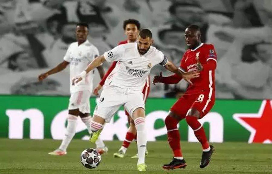 Liverpool Bertekuk Lutut Dihantam Real Madrid 1-3
