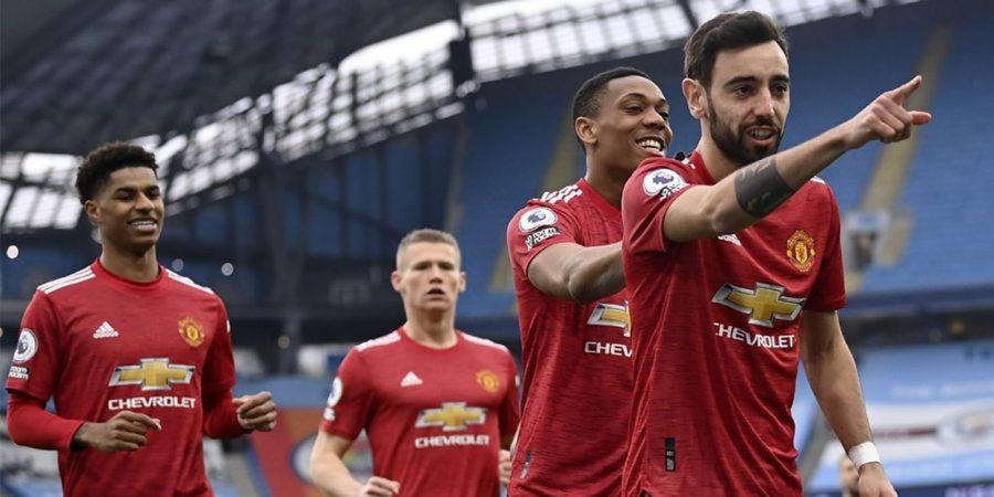 Manchester United Menang Meyakinkan 2-0 Melawan Granada