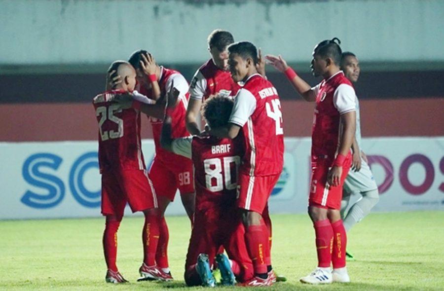Macan Kemayoran Tumbangkan Persib Bandung Tanpa Perlawan 2-0