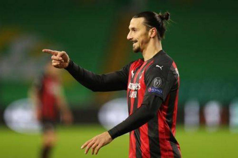 Ibrahimovic Mau Tetap Main di AC Milan Seumur Hidupnya