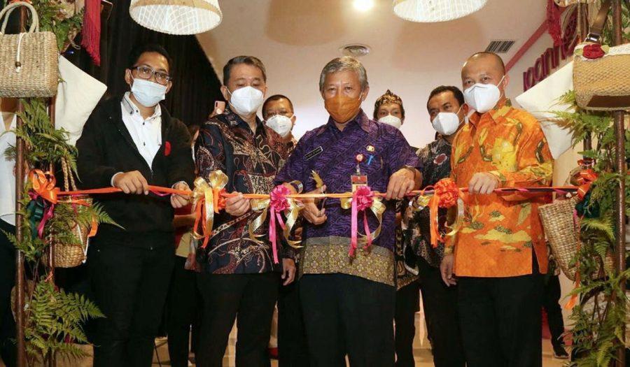 Pemprov Banten Fasilitasi Pemasaran Produk UMKM Mengembangkan Ekonomi Kreatif