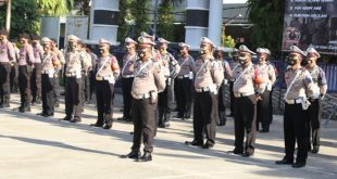 Polresta Tangerang Laksanakan Operasi Keselamatan Maung, Turunkan Angka Lakalantas