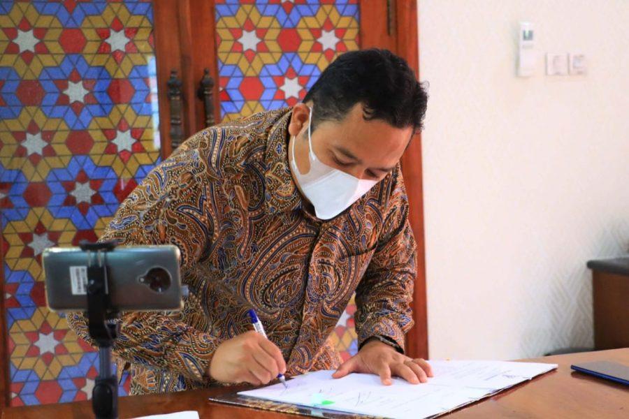 Arief Minta UMKM Maksimalkan Transaksi Digital Dalam Bertransaksi