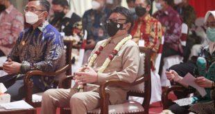 Wagub Banten Dampingi Menpan RB Tjahjo Kumolo Resmikan MPP Kota Tansel