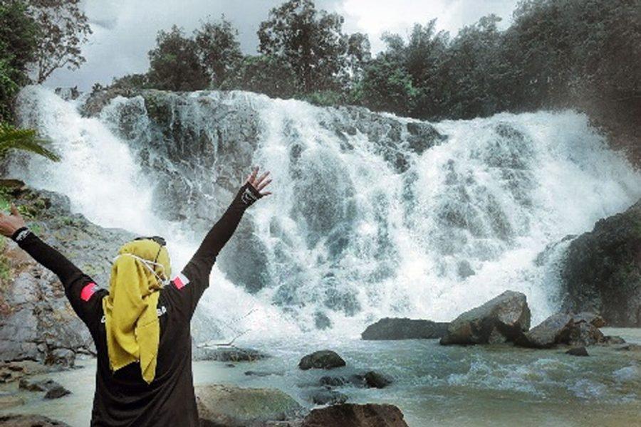 Eksotisme Curug Rame Layak Dikunjungi untuk Berwisata Alam