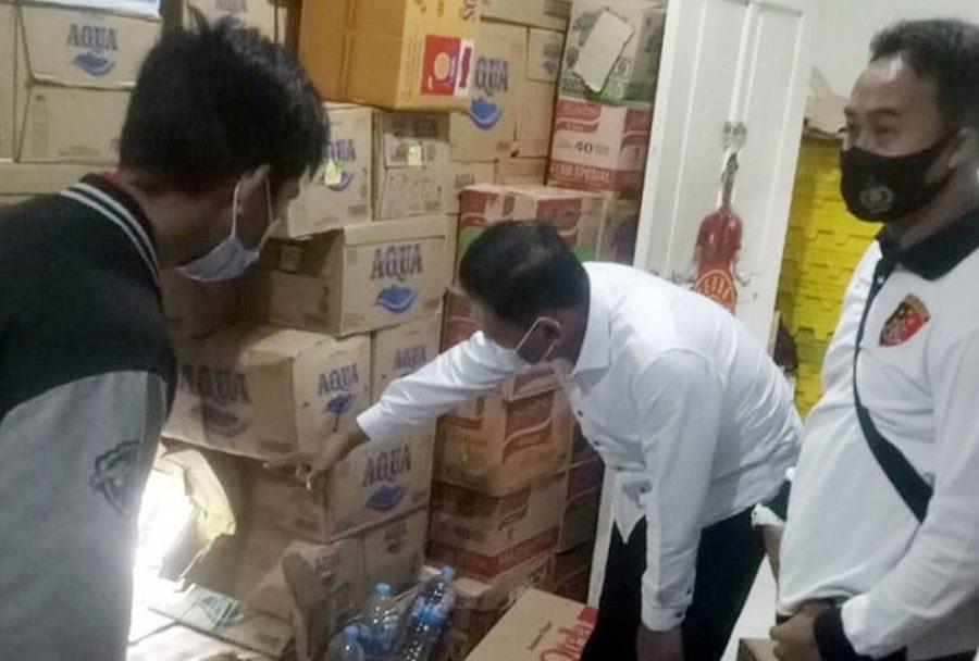 Kawanan Perampok Bawa Kabur Uang Rp.40 Juta di Alfamart Desa Munjul Cisoka