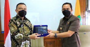 Wakil Ketua DPR Mendukung Aspirasi Pemkot Tangerang Dalam Pembangunan Stadion dan Asrama Haji
