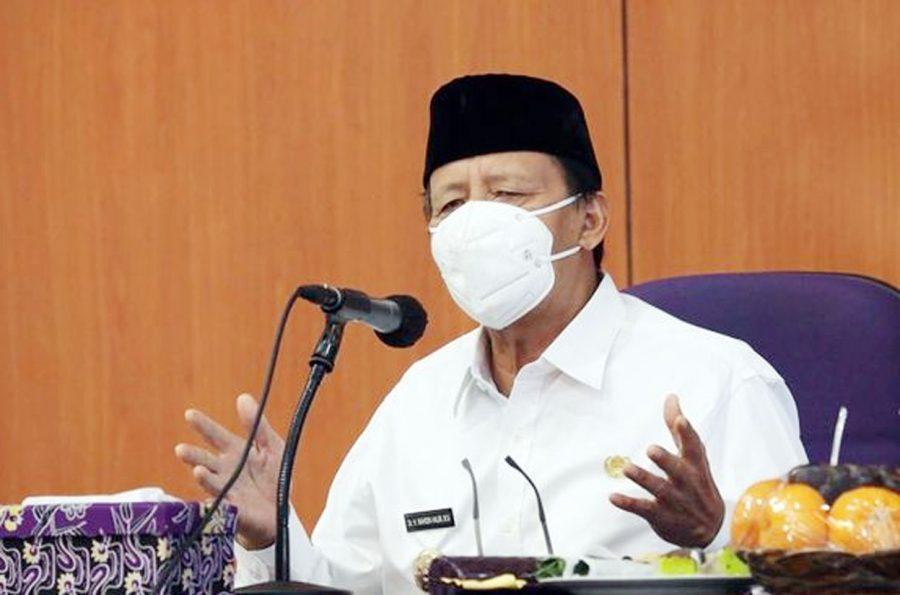 Gubernur Banten Putuskan Perpanjang PSBB Jilid ke 8