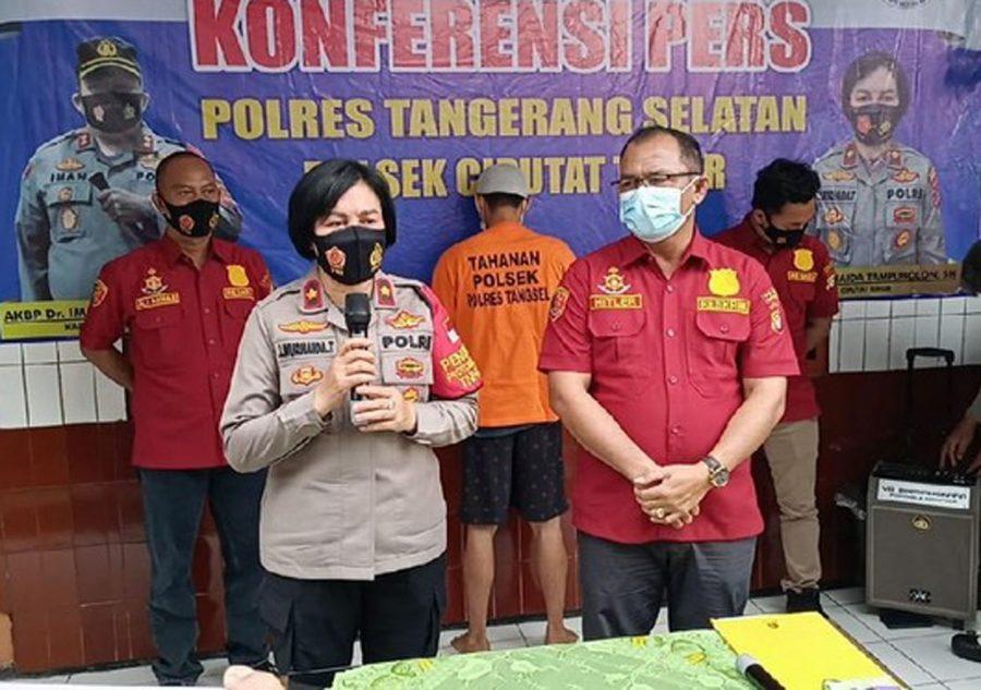 Polisi Ungkap Aksi Perampok Bersenjata di Ciputat, 1 Tertangkap 3 Dalam Pengejaran