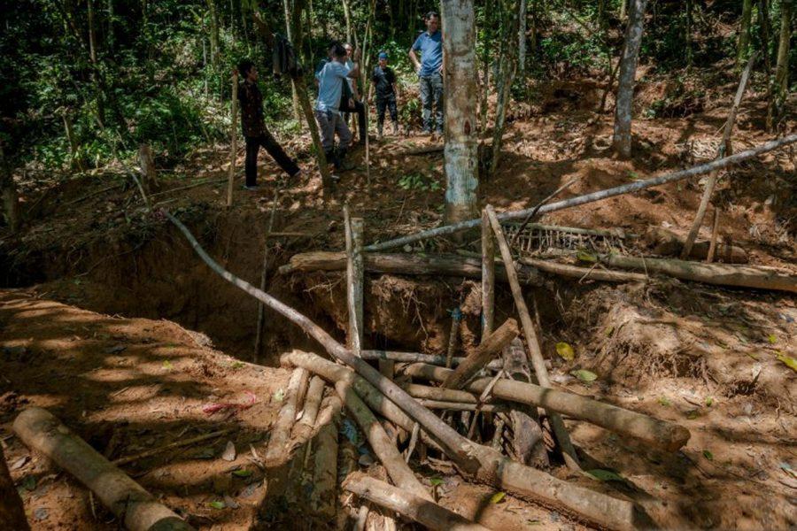 Masyarakat Adat Badui Terusik Dengan Kerusakan Gunung Liman Akibat Gurandil