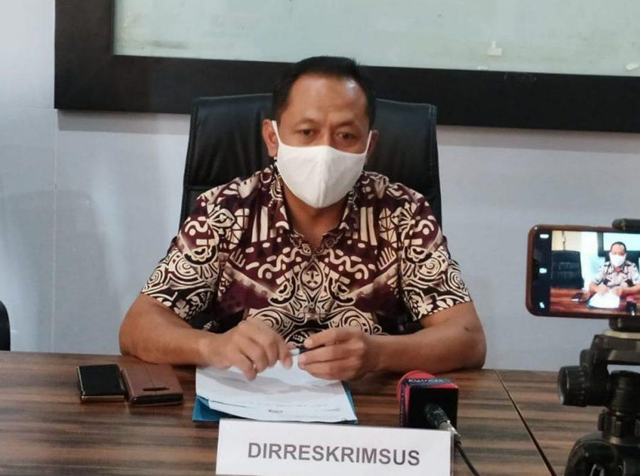 Polda Banten Tutup Tambang Emas Ilegal di Gunung Liman