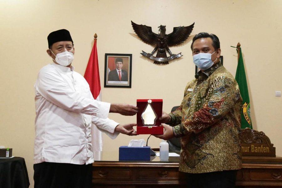 Pelayanan ke Masyarakat, Gubernur Banten Siap Lakukan Sinergi dengan Ombudsman