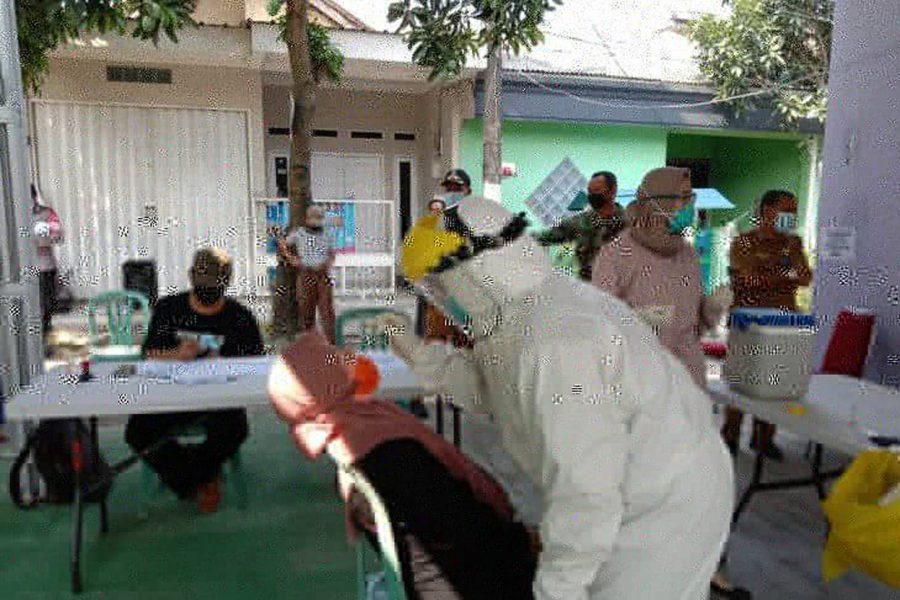 Satgas Sebut Klaster Munggahan di Dasana Indah Bertambah Jadi 87 Orang