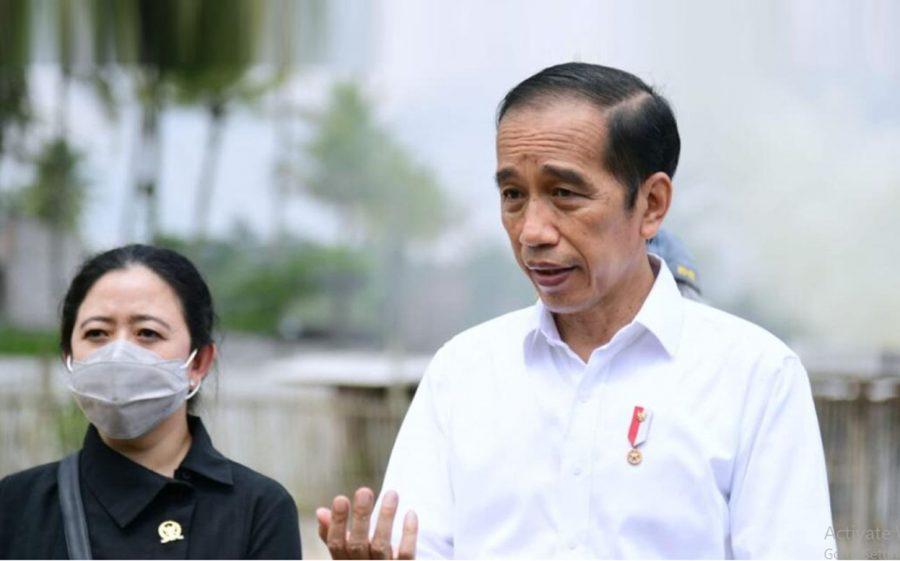 Presiden Jokowi Tandatangani PP THR Bagi Aparatur Negara Dan Pensiunan