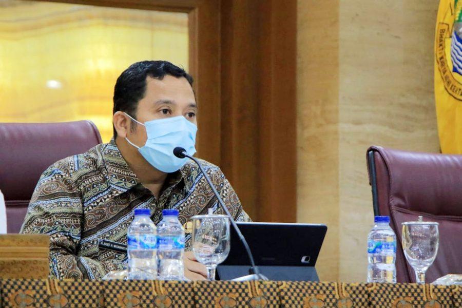 Rakor Banten, Arief Rencanakan Antisipasi Kegiatan Masyarakat di Momen Idul Fitri