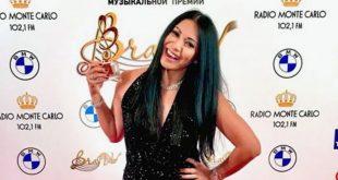Anggun Raih Penghargaan Musik Bergengsi di Rusia