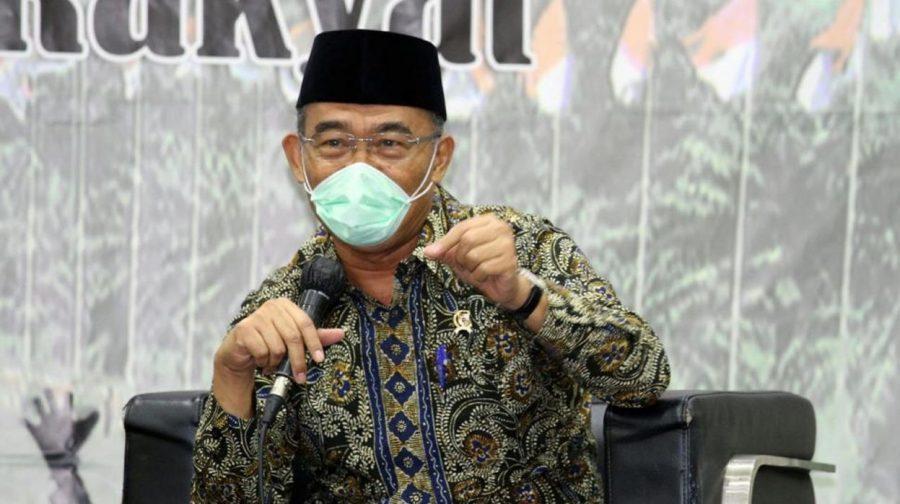 Menko PMK: Ibadah Shalat Tarawih dan Id Dilakukan Harus dengan Prokes Ketat