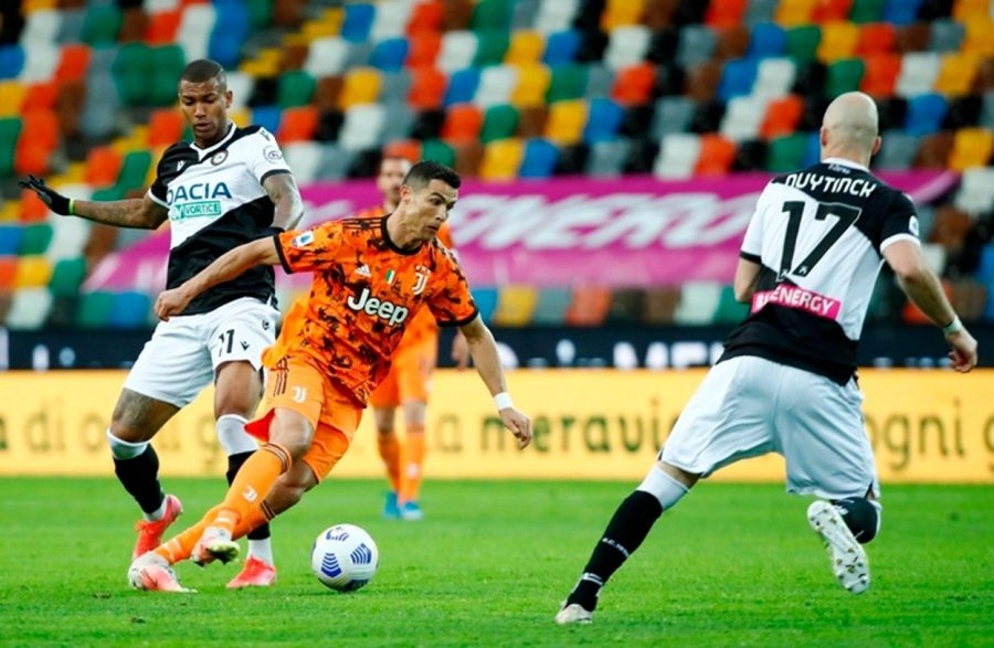 Cristiano Ronaldo Bawa Juventus Bungkam Udinese Dengan Skor Tipis 2-1
